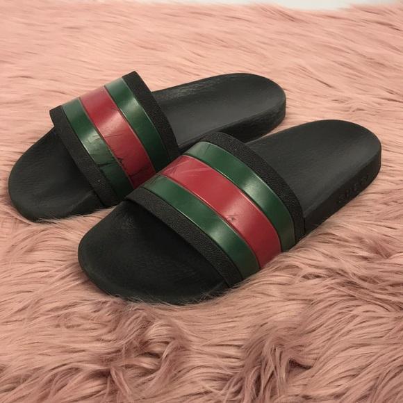 87f29ce0ad0 Gucci Other -  Pursuit  72 Slide  Gucci Sandal